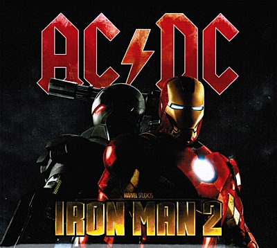 DelphiDude com :: CD Collection :: AC/DC - Iron man 2