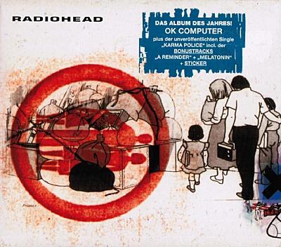Delphidude Com Cd Collection Radiohead Ok Computer