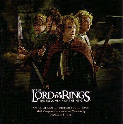 Lord Of The Rings Ost Collection